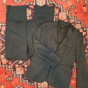 Ann Taylor 2-Piece Stretch Pants Suit